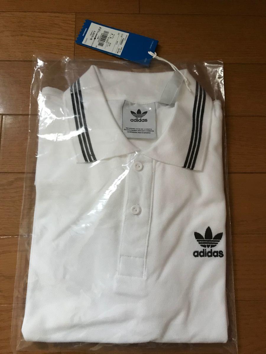 アディダスオリジナルス ポロシャツ Mサイズ
