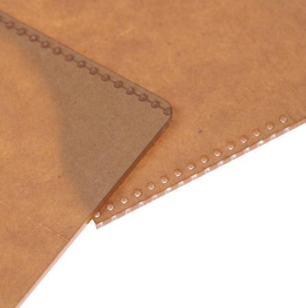 a0206 革財布ケーステンプレート 透明 アクリル 革パターン デザインテンプレート ステンシル diy 縫製クラフト レザークラフト ツール_画像4