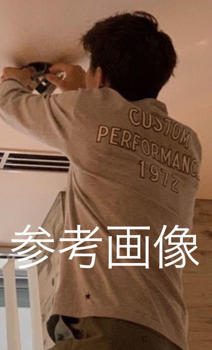 【送料無料】新品未使用 XLサイズ m&m custom performance プリントTグレー エムアンドエム_画像3