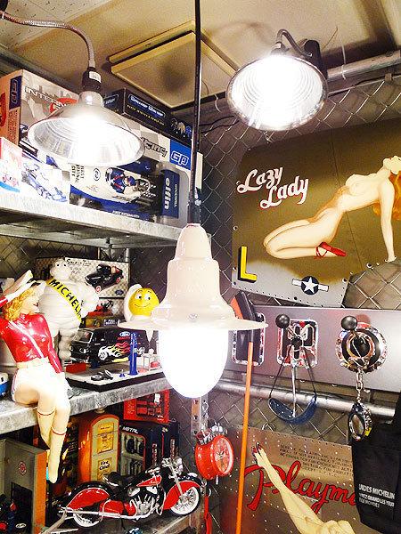 【77142】外国の雰囲気漂うお部屋作りにイチオシの照明!ダルトン アルミニュムペンダントライト(アイボリー)/アメリカ雑貨/おしゃれ/人気_画像1
