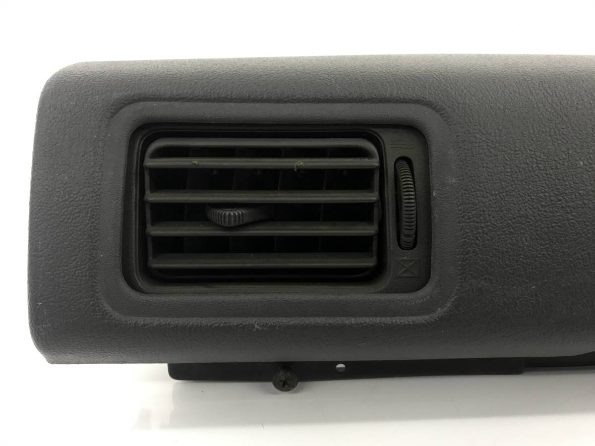 _b33209 ホンダ トゥデイ ハミングX V-JW3 グローブボックス 助手席側 上 エアコン吹出口 トリム カバー 内装 C JW2 JA2 JA3_画像2