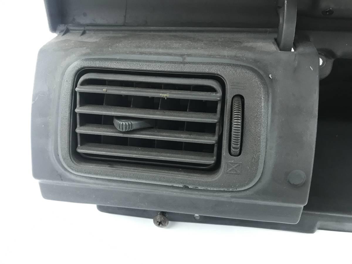 _b33209 ホンダ トゥデイ ハミングX V-JW3 グローブボックス 助手席側 上 エアコン吹出口 トリム カバー 内装 C JW2 JA2 JA3_画像6