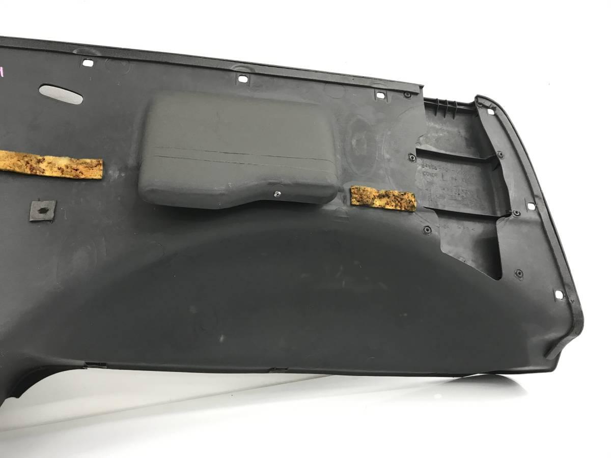_b33209 ホンダ トゥデイ ハミングX V-JW3 クォータートリム クオーター トランク サイド リア リヤ 左 LH C 84665-SD5-0000 JW2 JA2 JA3_画像9