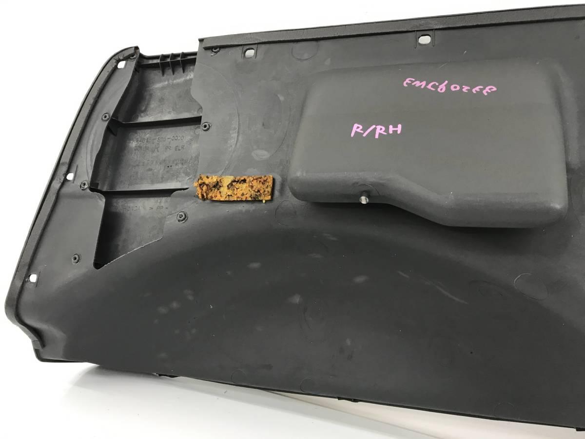 _b33209 ホンダ トゥデイ ハミングX V-JW3 クォータートリム クオーター トランク サイド リア リヤ 右 RH C 84610-SD5-0000 JW2 JA2 JA3_画像9