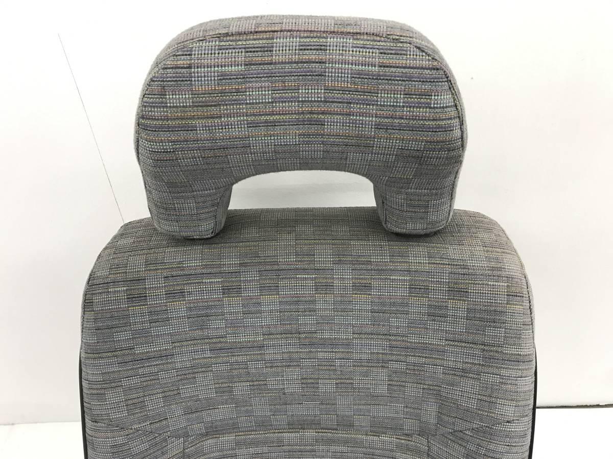_b33209 ホンダ トゥデイ ハミングX V-JW3 シート 座席 フロント 左 助手席 F/LH C JW2 JA2 JA3_画像2