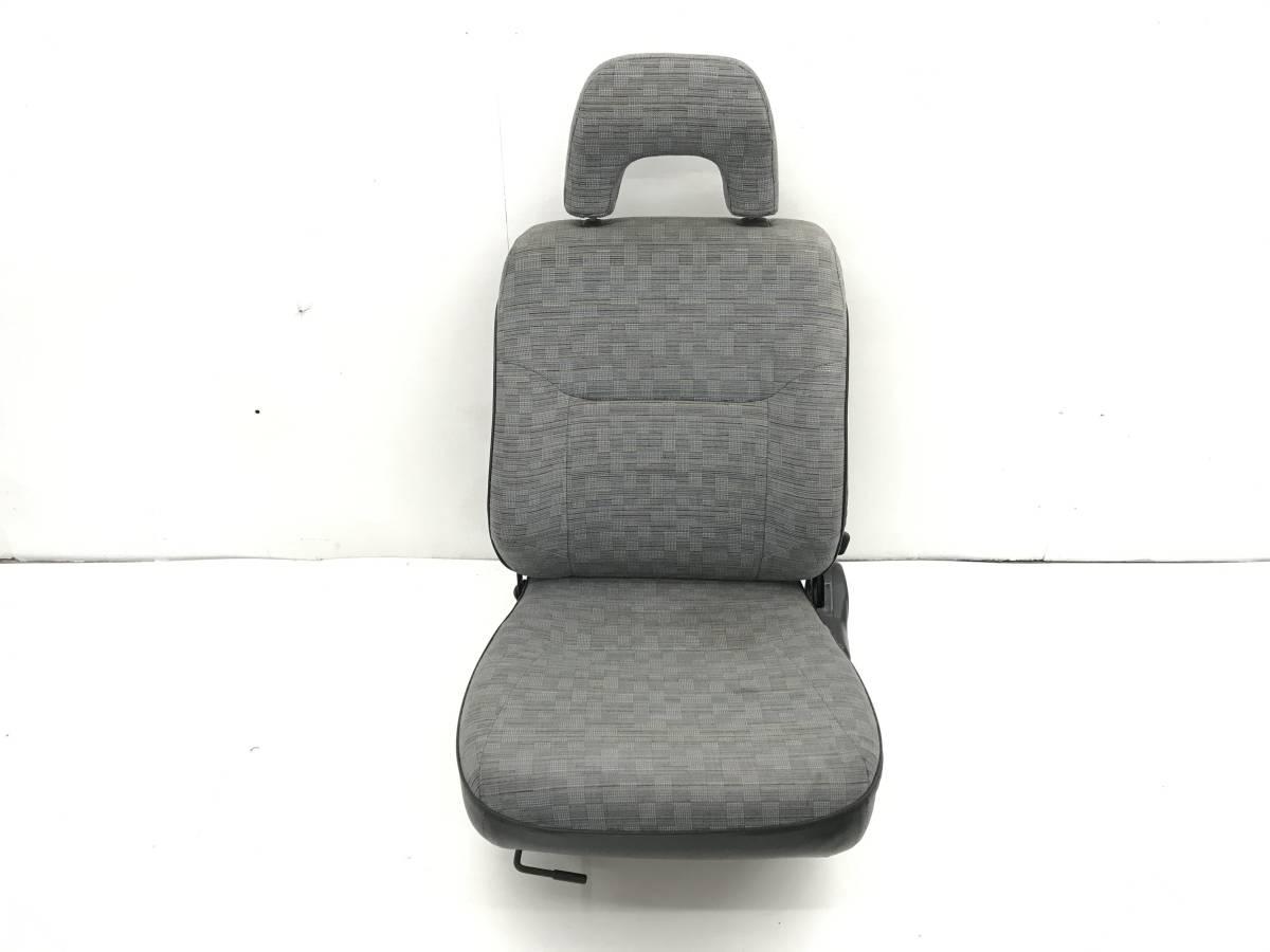 _b33209 ホンダ トゥデイ ハミングX V-JW3 シート 座席 フロント 左 助手席 F/LH C JW2 JA2 JA3_画像1