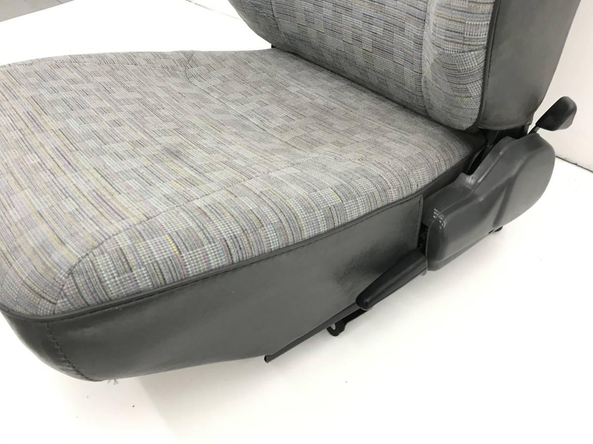 _b33209 ホンダ トゥデイ ハミングX V-JW3 シート 座席 フロント 左 助手席 F/LH C JW2 JA2 JA3_画像5
