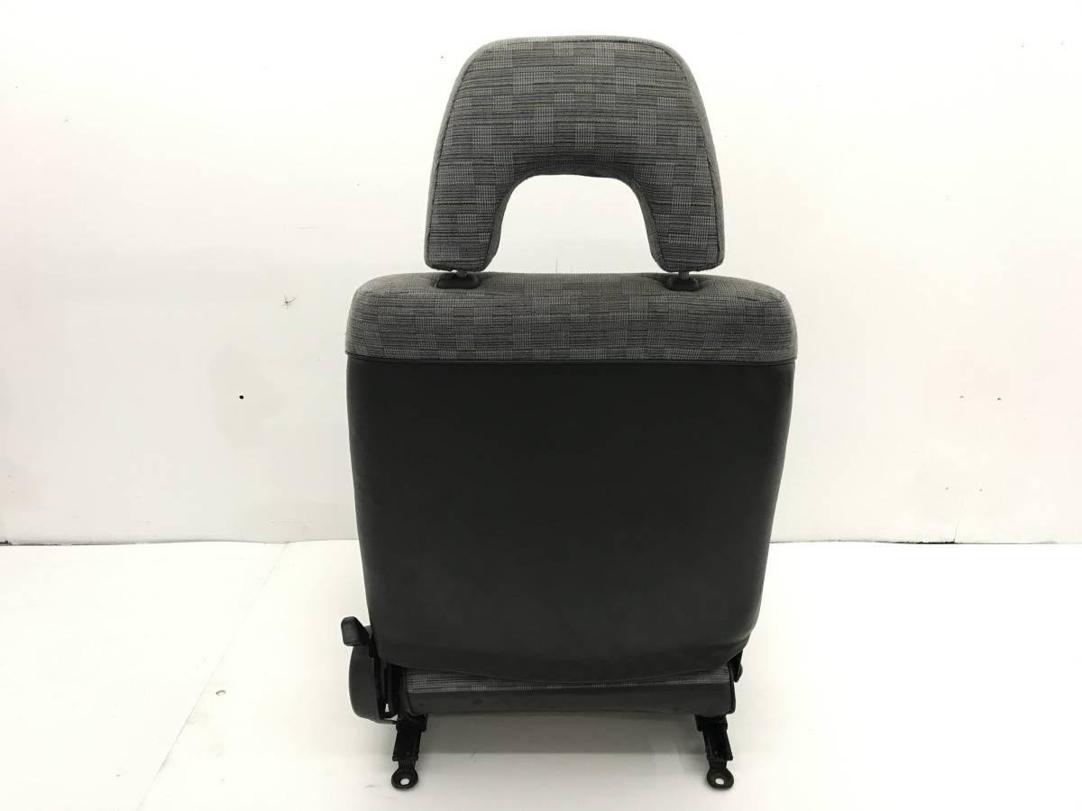_b33209 ホンダ トゥデイ ハミングX V-JW3 シート 座席 フロント 左 助手席 F/LH C JW2 JA2 JA3_画像7