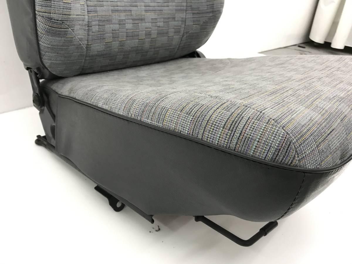 _b33209 ホンダ トゥデイ ハミングX V-JW3 シート 座席 フロント 左 助手席 F/LH C JW2 JA2 JA3_画像6