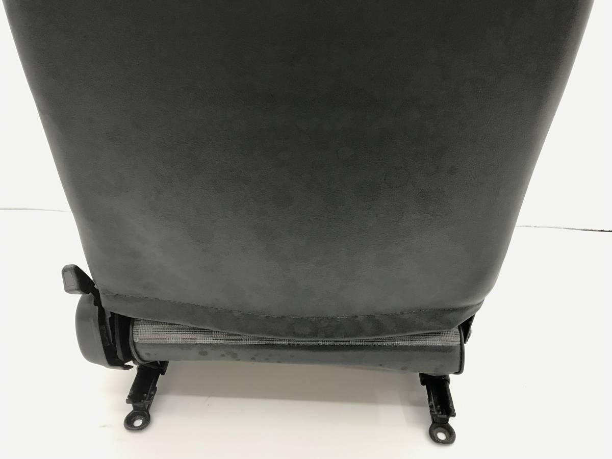 _b33209 ホンダ トゥデイ ハミングX V-JW3 シート 座席 フロント 左 助手席 F/LH C JW2 JA2 JA3_画像9