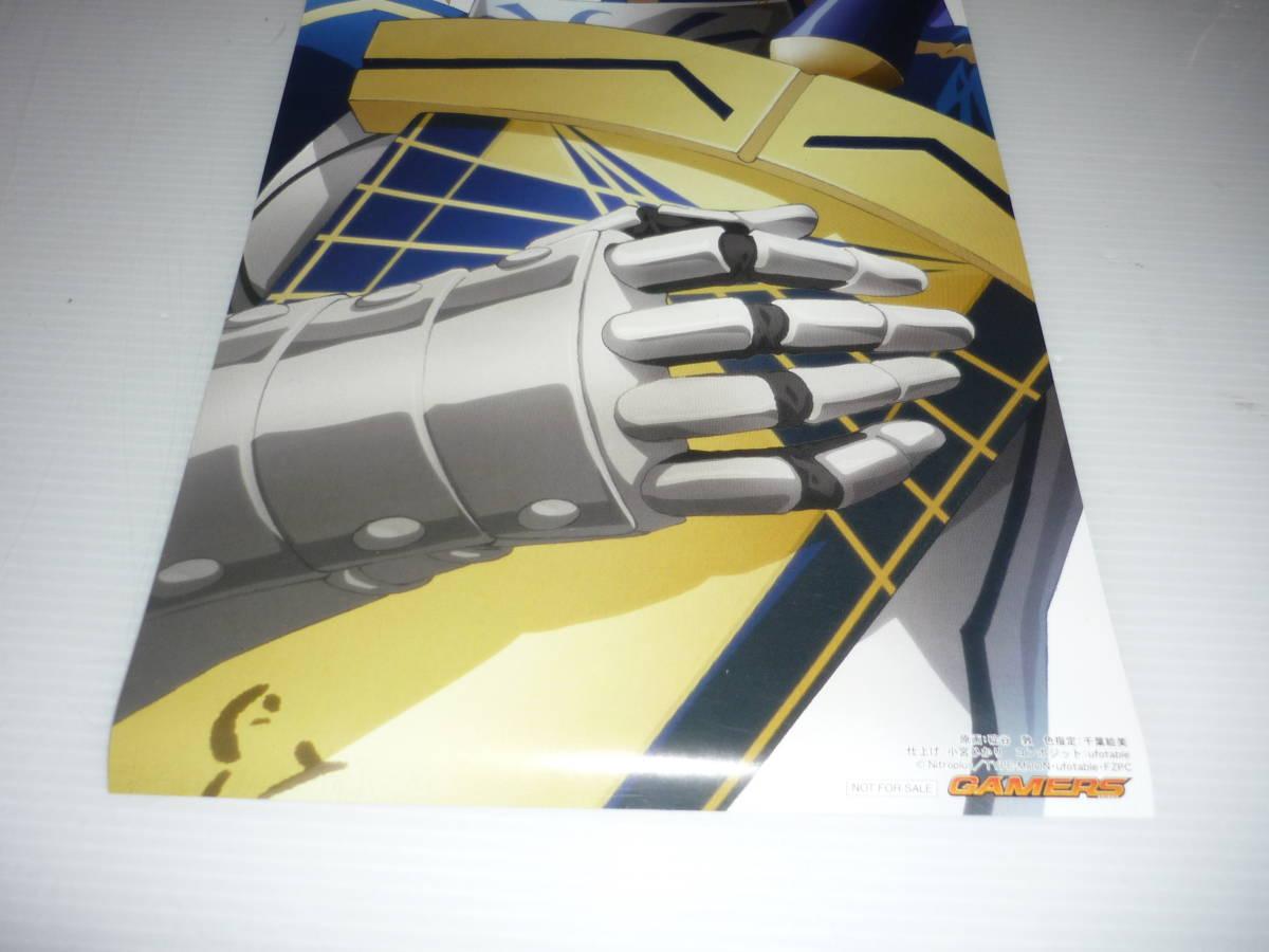 【送料無料】Fate Zero ゲーマーズ 特典 スリムポスター 非売品 / スティックポスター_画像4