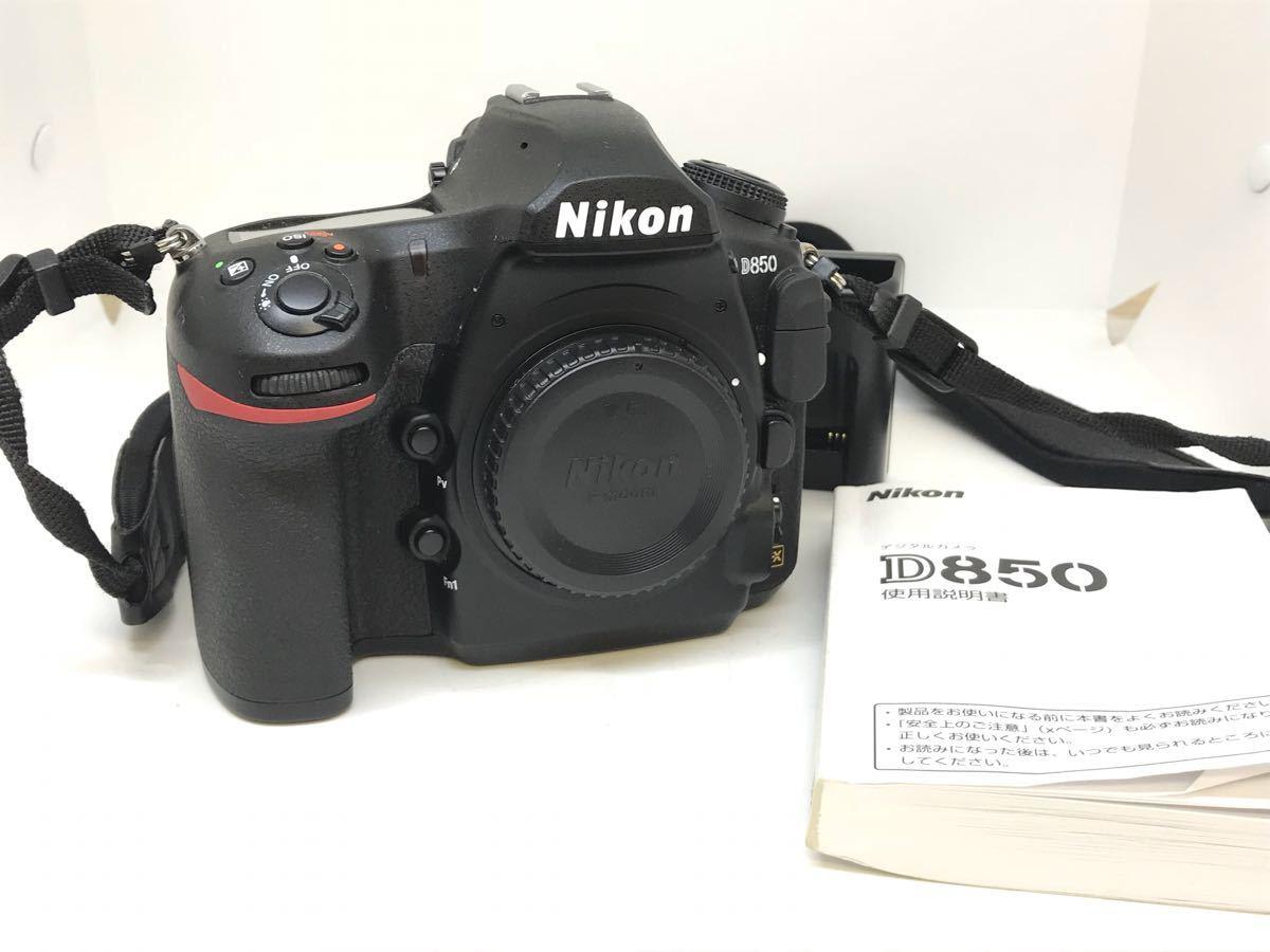 Nikon D850/ニコン D850 カメラ 本体_画像1