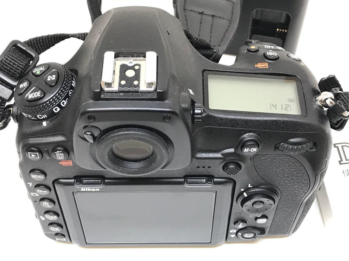 Nikon D850/ニコン D850 カメラ 本体_画像4