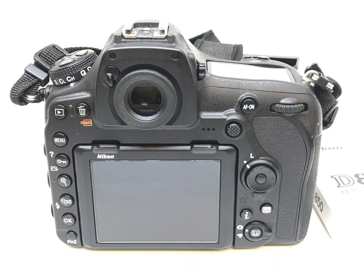 Nikon D850/ニコン D850 カメラ 本体_画像3