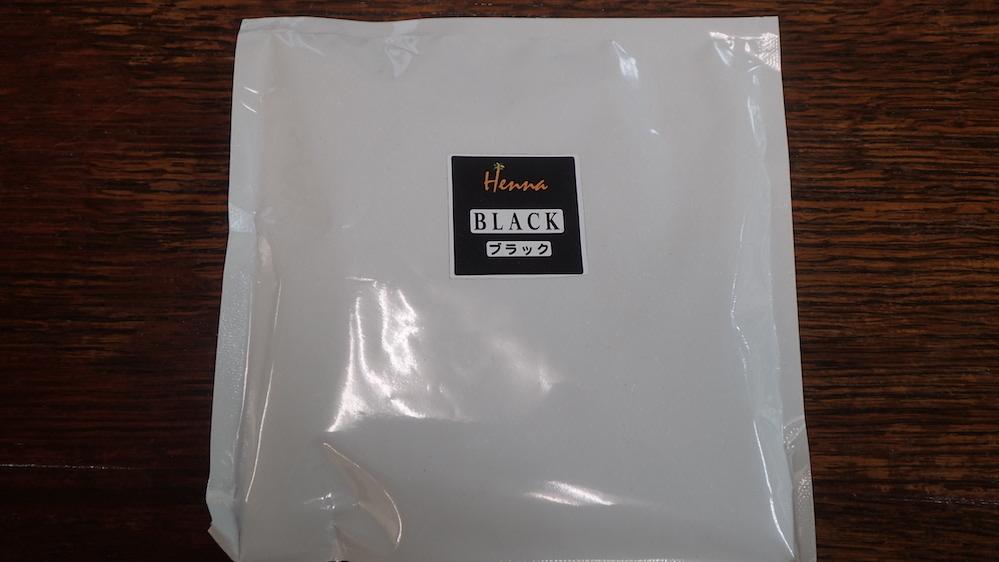 ヘナ 100g ブラック インド産_画像1