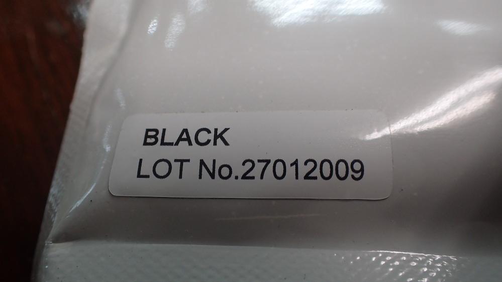ヘナ 100g ブラック インド産_画像4