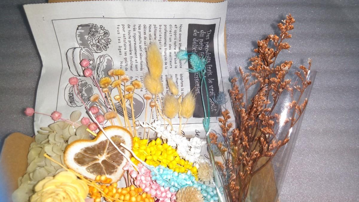 花材詰め合わせ