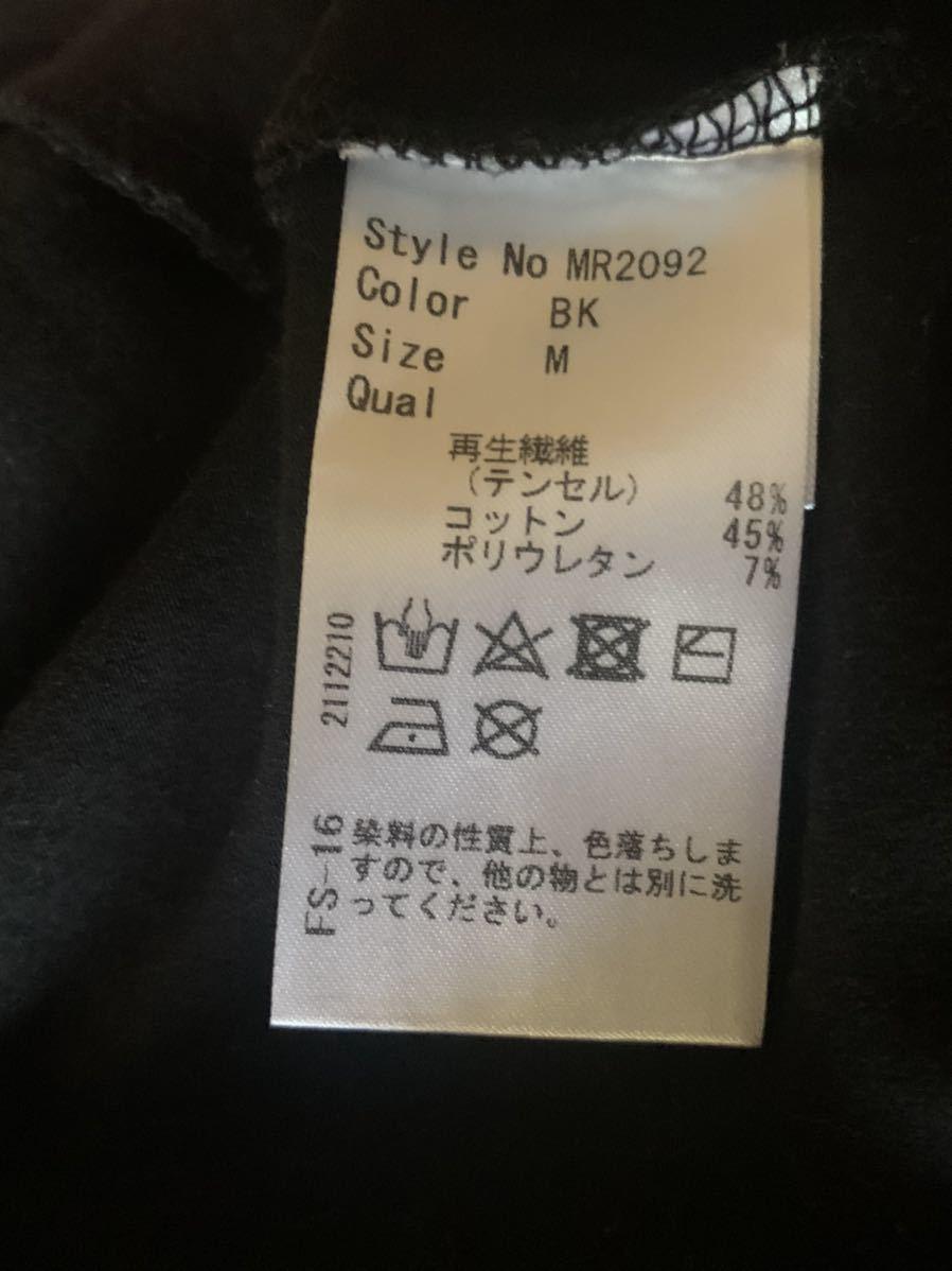 ノベルティ付!!RadyTシャツ☆黒×ピンク☆M