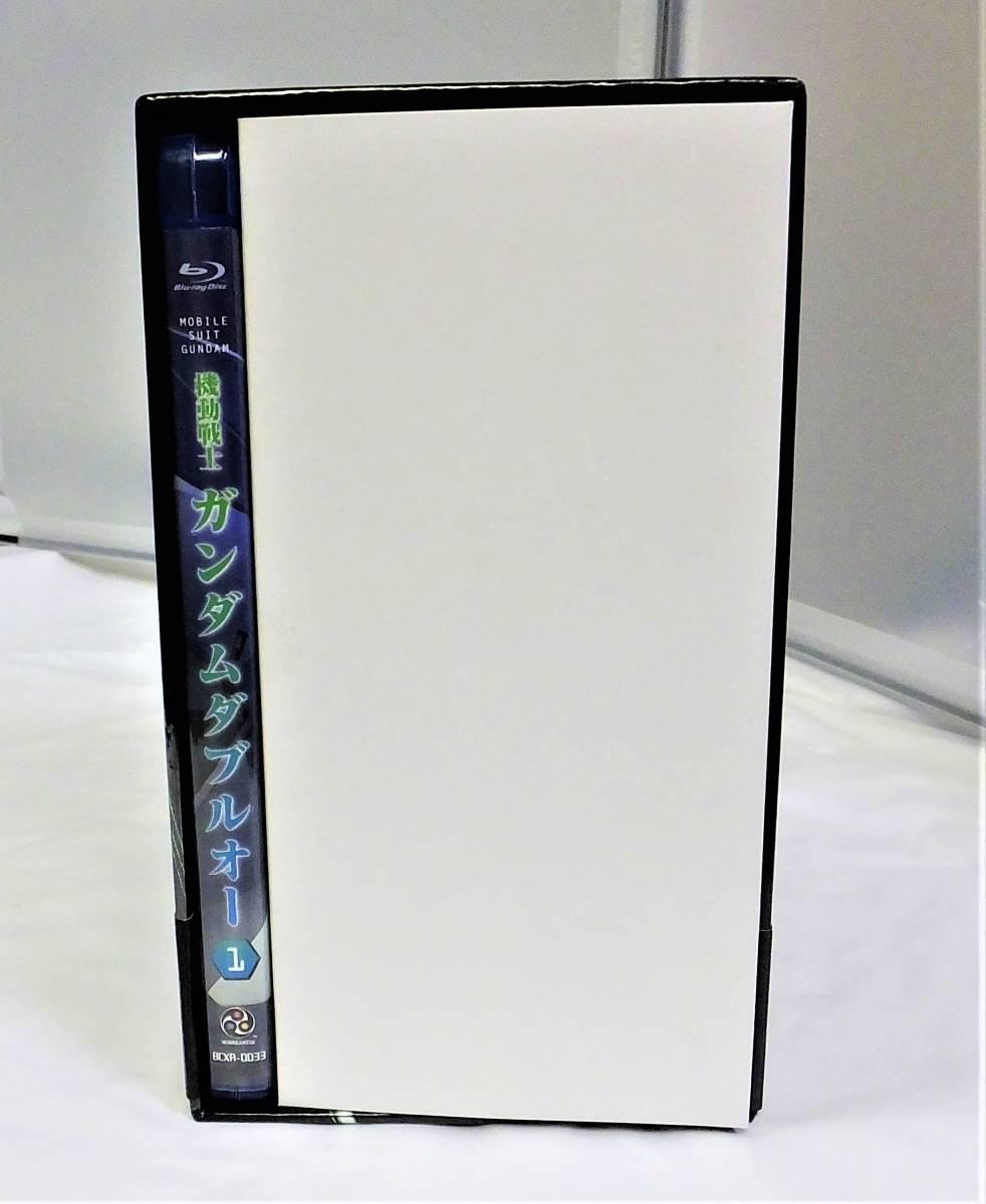 Blu-ray♪USED◎アニメ/宮野真守◆機動戦士ガンダム 00 -ダブルオー- 1[初回生産特典◆豪華収納BOX] (BCXA0033)◆定形外郵便◎管理D1075_画像3