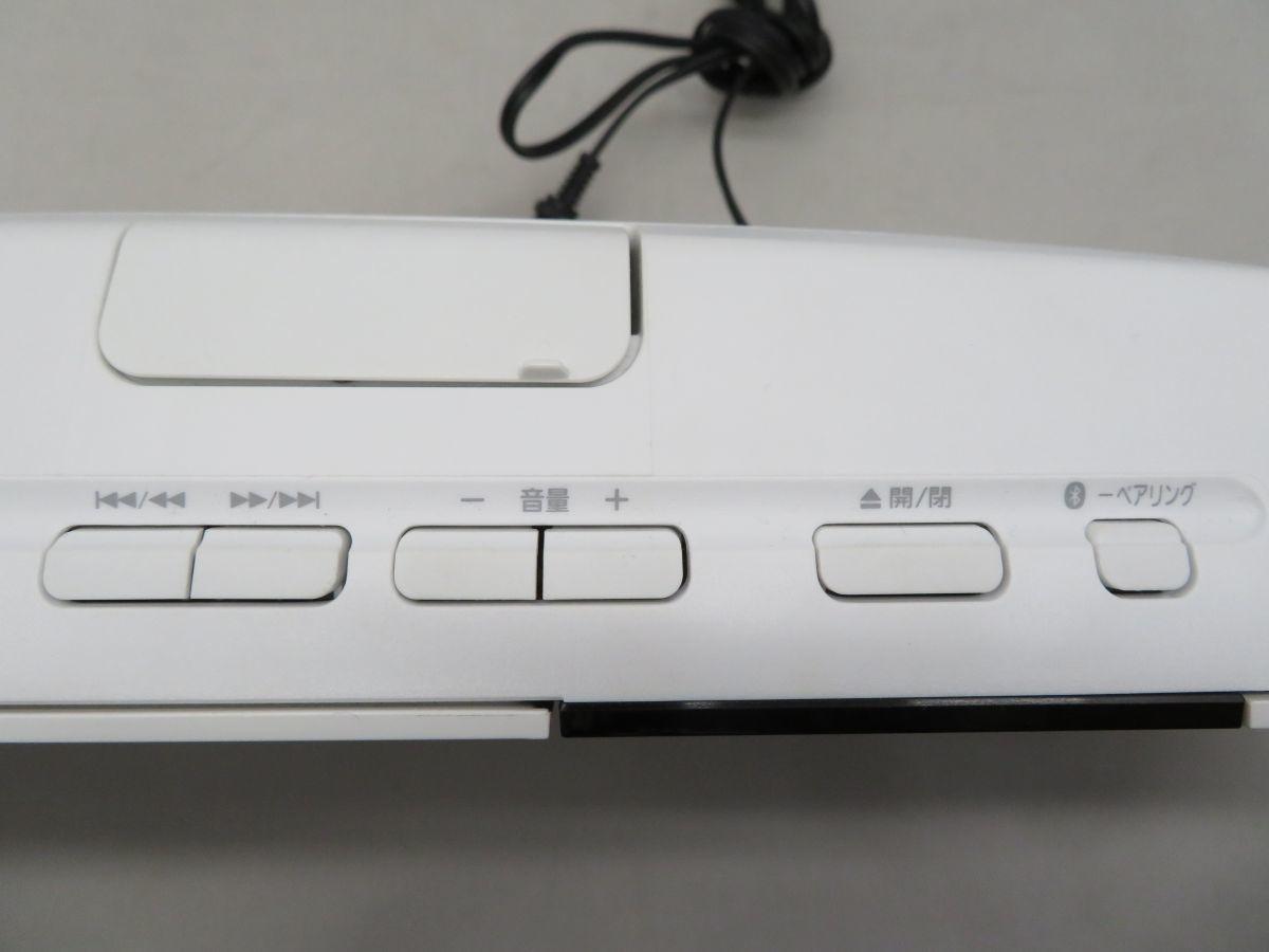 iw102 Panasonic パナソニック コンパクトステレオシステム SC-HC39 中古 現状品_画像4