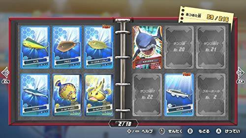 【即決】 釣りスピリッツ Nintendo Switchバージョン -Switch_画像6