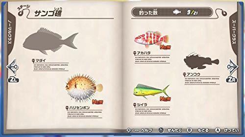 【即決】 釣りスピリッツ Nintendo Switchバージョン -Switch_画像7