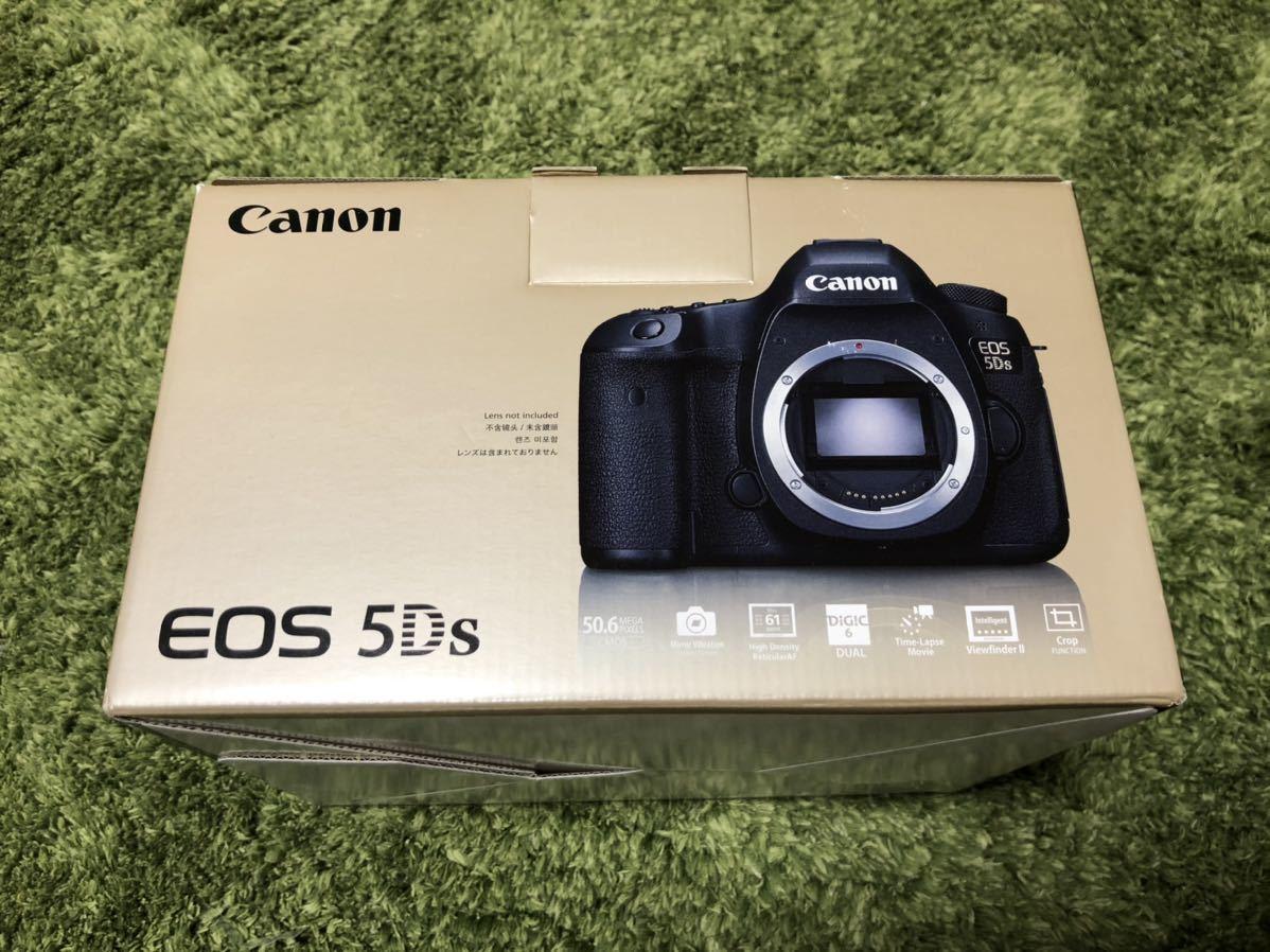 【1円スタート】Canon EOS 5Ds ボディ