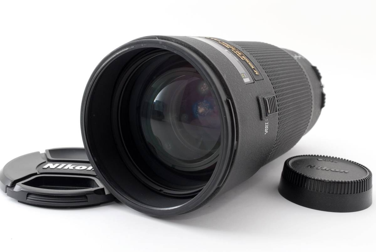 ★ニコン Nikon AF Nikkor 80-200mm 1:2.8 D ED Zoom ズーム レンズ オートフォーカス 一眼レフ カメラ 用 [外観極上] #634485_画像1