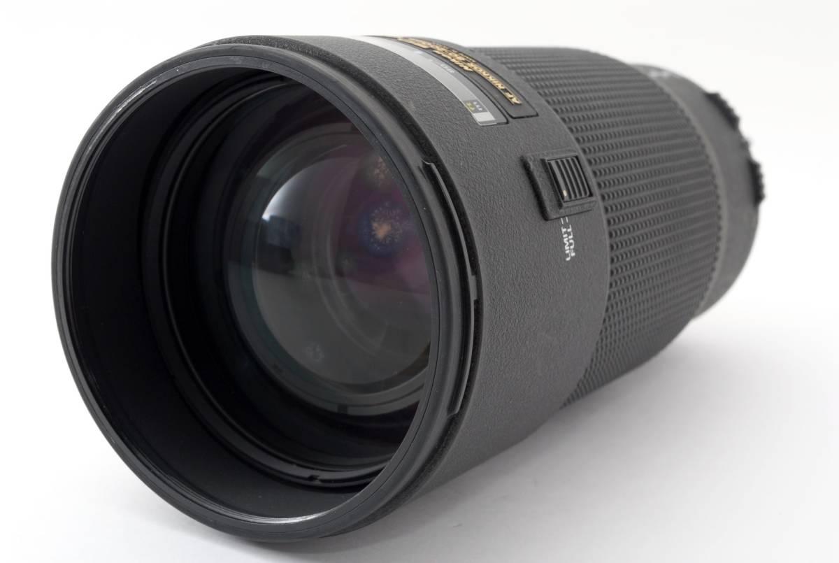 ★ニコン Nikon AF Nikkor 80-200mm 1:2.8 D ED Zoom ズーム レンズ オートフォーカス 一眼レフ カメラ 用 [外観極上] #634485_画像2
