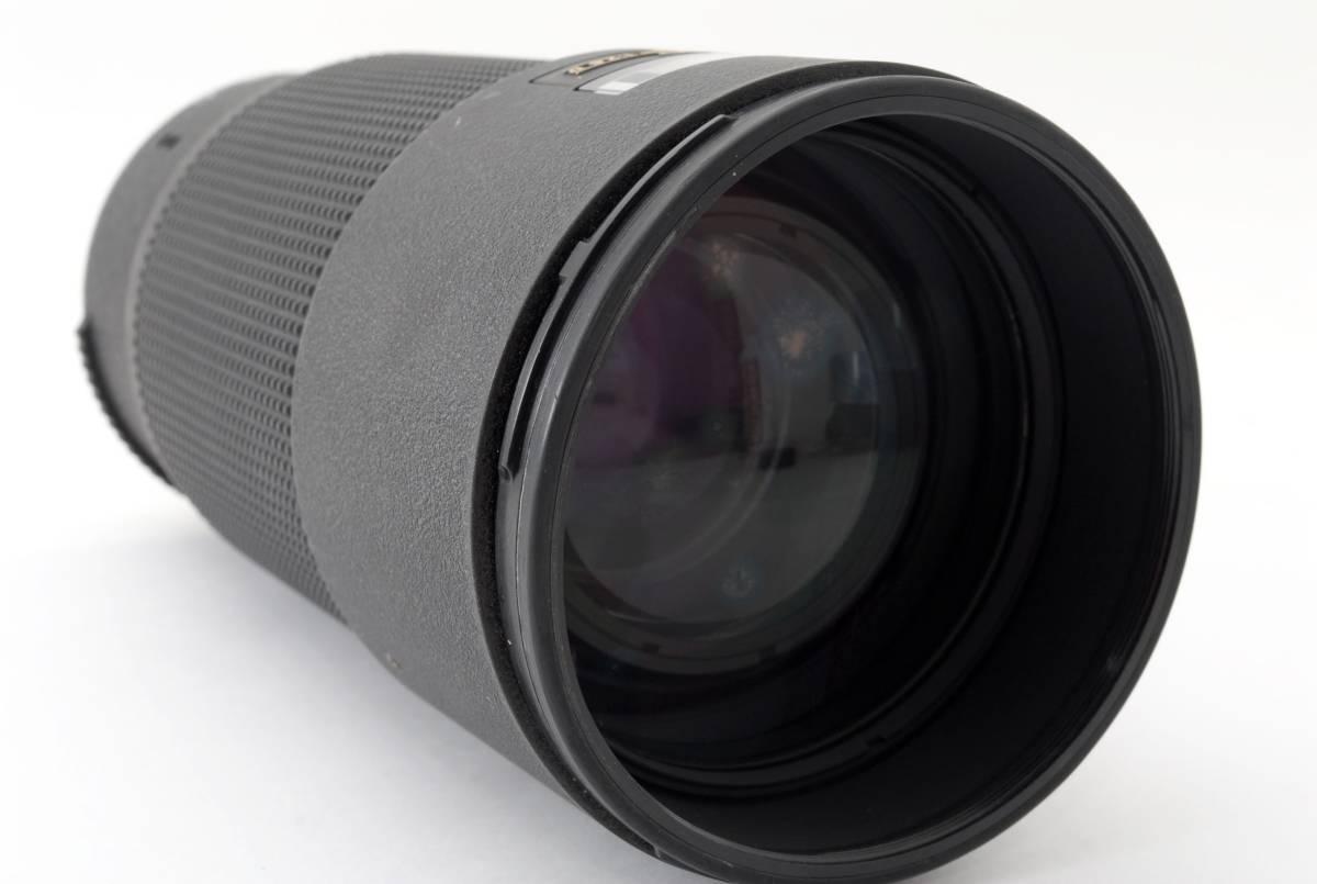 ★ニコン Nikon AF Nikkor 80-200mm 1:2.8 D ED Zoom ズーム レンズ オートフォーカス 一眼レフ カメラ 用 [外観極上] #634485_画像4