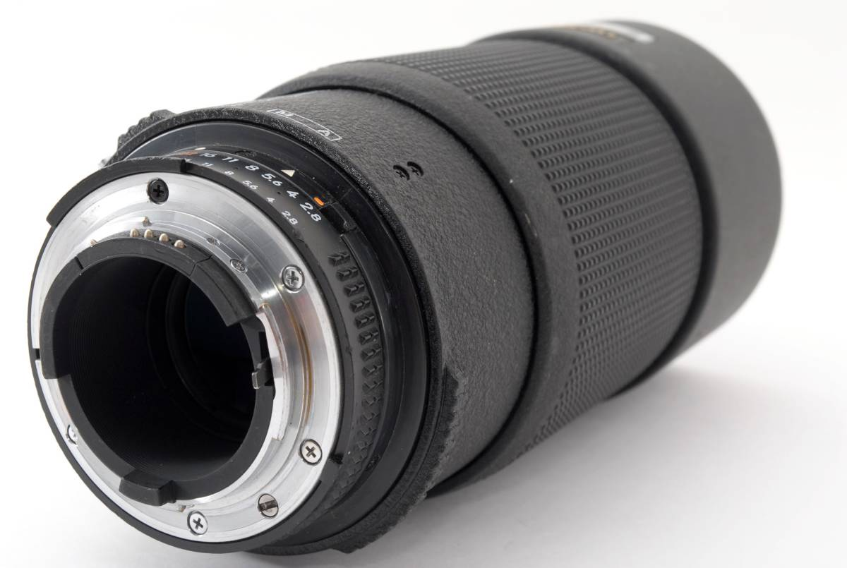 ★ニコン Nikon AF Nikkor 80-200mm 1:2.8 D ED Zoom ズーム レンズ オートフォーカス 一眼レフ カメラ 用 [外観極上] #634485_画像5