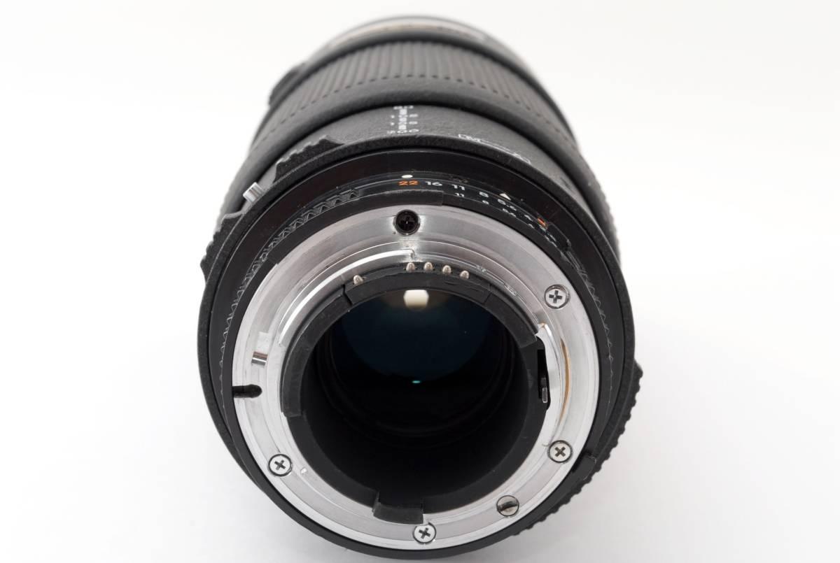 ★ニコン Nikon AF Nikkor 80-200mm 1:2.8 D ED Zoom ズーム レンズ オートフォーカス 一眼レフ カメラ 用 [外観極上] #634485_画像6