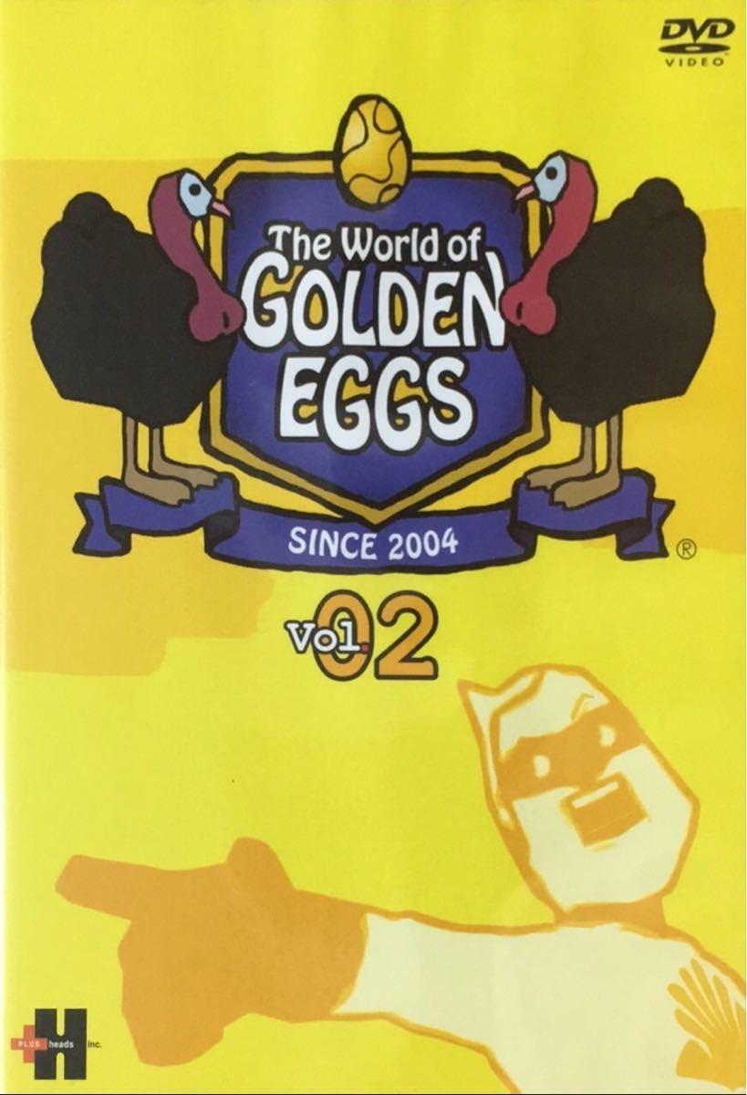 The World of GOLDEN EGGS Vol.02