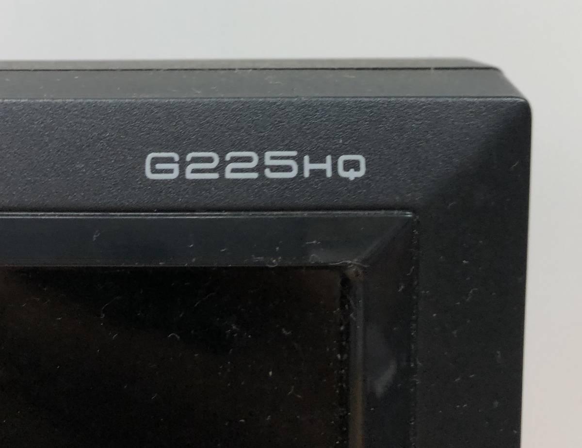 【動作確認済】 モニター acer G225HQ 21.5インチ エイサー 液晶モニター 中古 ワイド_画像2