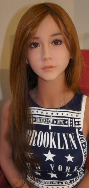 【 フルボディ】超精巧な褐色美少女マネキン フィギュア 撮影や一人暮らしのインテリアに 【組立不要】_画像3
