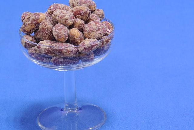 味噌ピーナッツ(たっぷり500g)砂糖みそを絡めた旨い和風みそ味ピーナッツ♪あっさり甘さで旨い味噌落花生!【送料込】_旨い味噌ピーナッツ、あっさり甘さの落花生