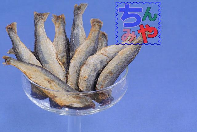 焼き飛魚(お試し150g)おつまみ飛び魚(珍味あご/焼きあご)♪丸ごと全部召し上がれ…旨い焼き飛び魚はこれ!【送料込】_画像1