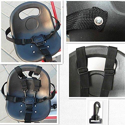 ★送料無料★ベビー 椅子 ベルト 調整できるチェアベルト 子供椅子 ベビーカー バギーシート安全な固定ベルト ストラップ ハーネス_画像6