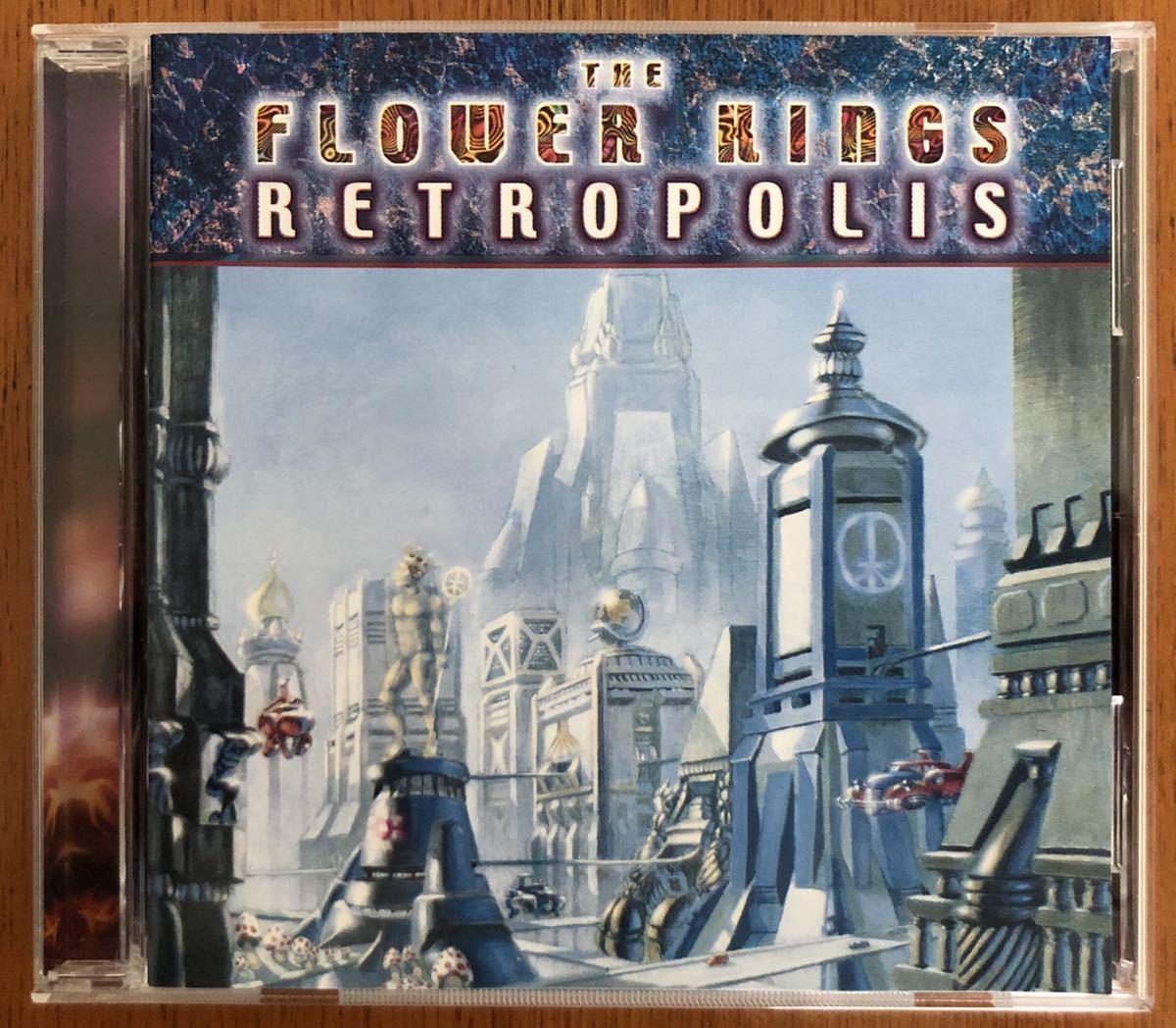 THE FLOWER KINGS ザ・フラワー・キングス / RETROPOLIS