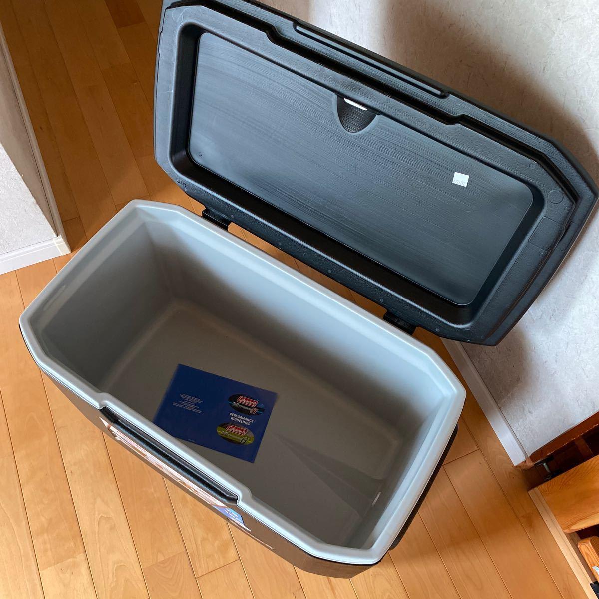 日本未発売 コールマン Coleman クーラーボックス エクストリーム XTREME コールマンクーラーボックス ブラック 70QT