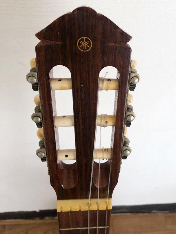 YAMAHA ヤマハ クラシックギター G-100 アコースティックギター 日本製_画像4