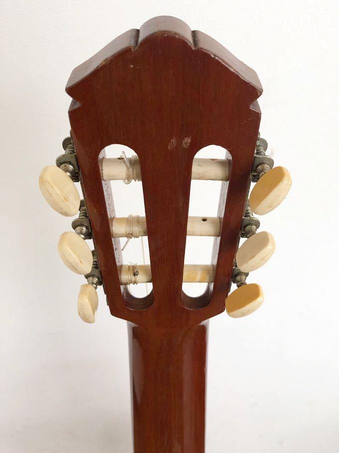 YAMAHA ヤマハ クラシックギター G-100 アコースティックギター 日本製_画像5