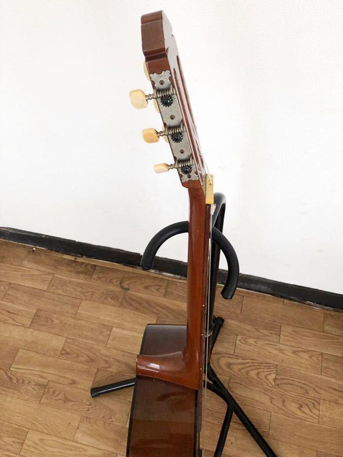 YAMAHA ヤマハ クラシックギター G-100 アコースティックギター 日本製_画像7
