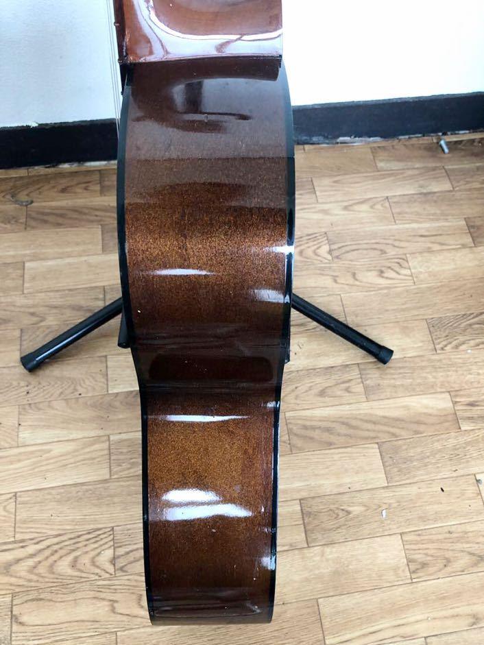 YAMAHA ヤマハ クラシックギター G-100 アコースティックギター 日本製_画像9
