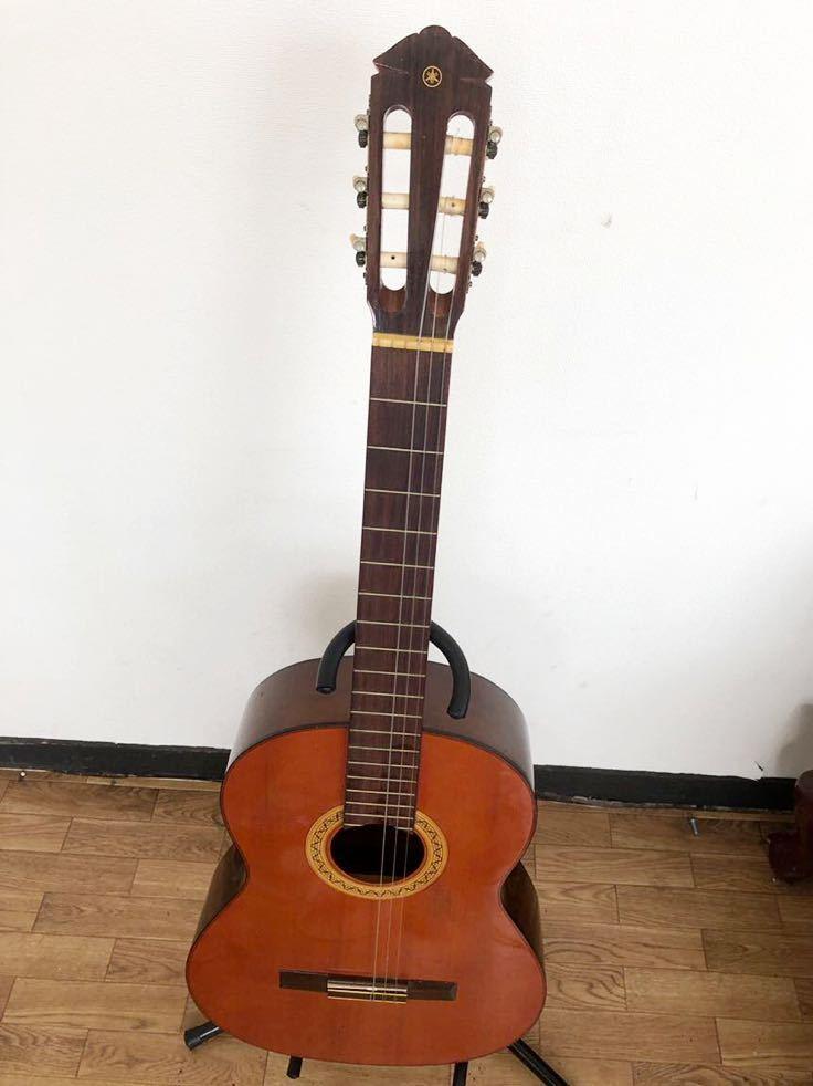YAMAHA ヤマハ クラシックギター G-100 アコースティックギター 日本製_画像1
