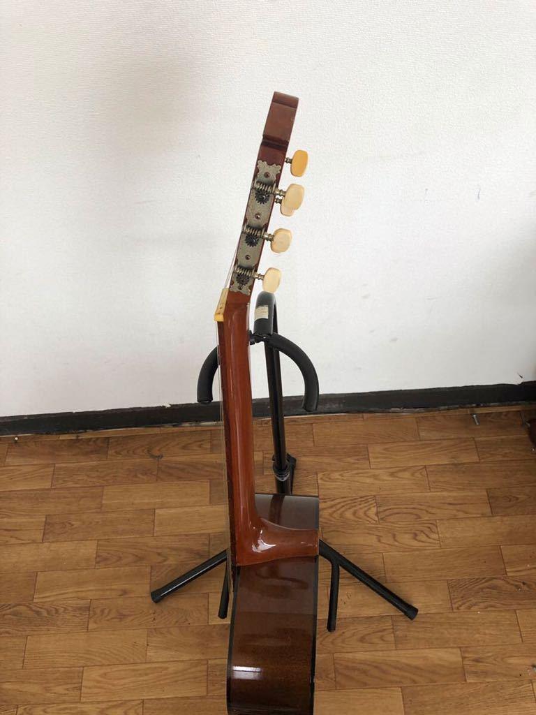 YAMAHA ヤマハ クラシックギター G-100 アコースティックギター 日本製_画像8