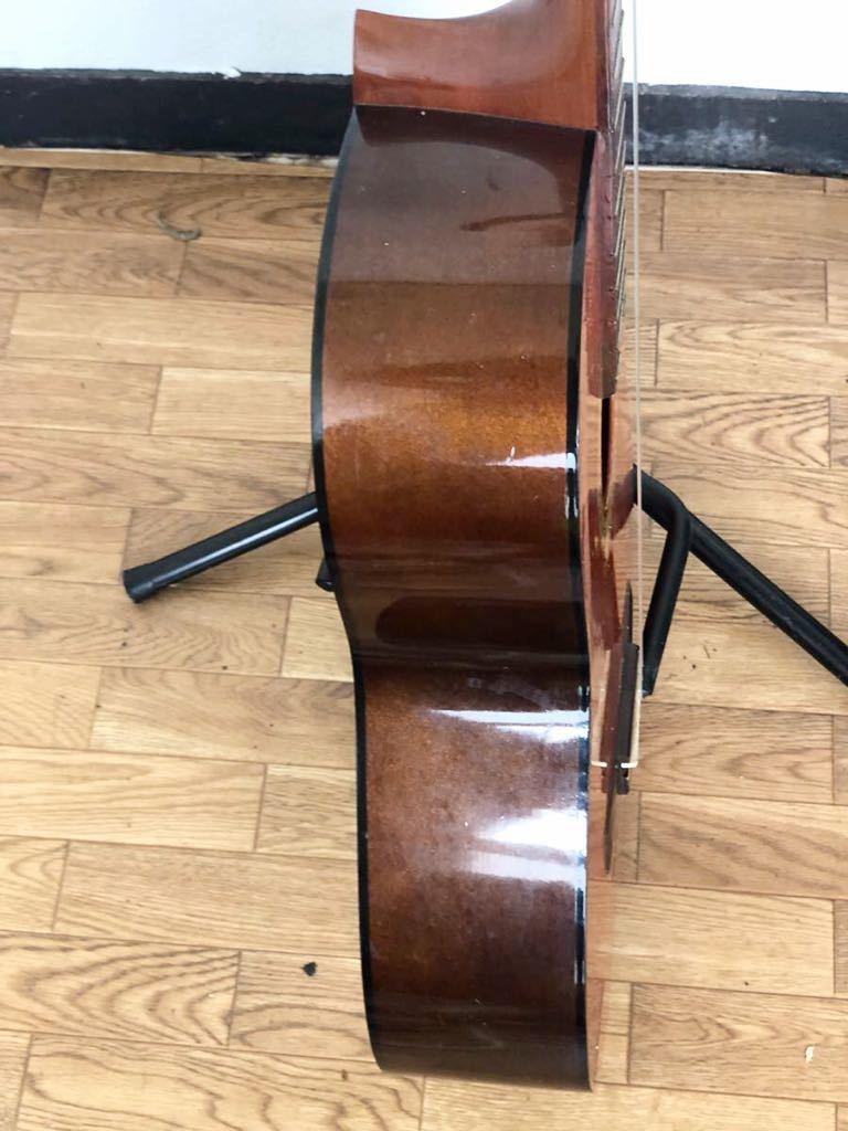 YAMAHA ヤマハ クラシックギター G-100 アコースティックギター 日本製_画像10
