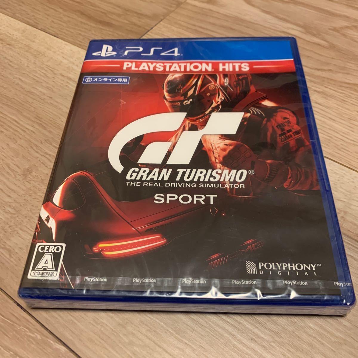 【PS4】 グランツーリスモSPORT [PlayStation Hits]