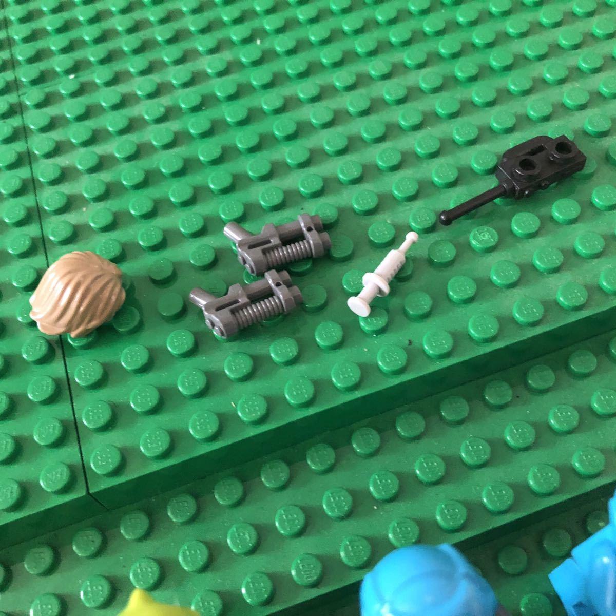 レゴ エイリアン・コンクエスト ミニフィグ セット 色々まとめて出品中kg_画像4