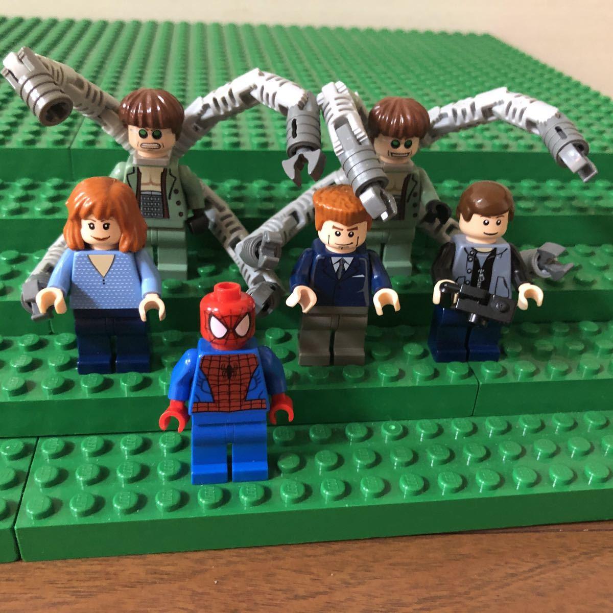 レゴ スパーダーマン ミニフィグ セット 色々まとめて出品中kg_画像1